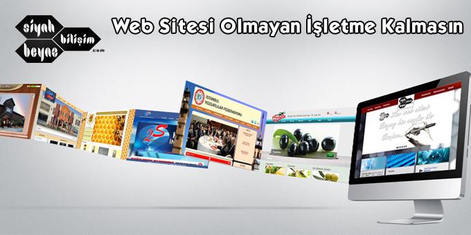Web Sitesi Olmayan Kalmasın