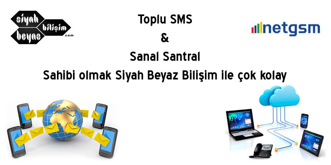 SMS ve Sanal Santral